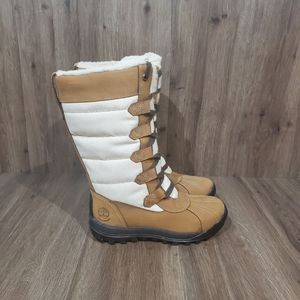 NEW Timberland Mt Hayes Waterproof Tall Warm Boots
